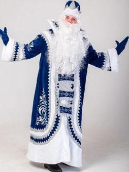 Костюм Деда Мороза Купеческий в Пензе