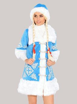 Костюм Снегурочки Вышивка в Пензе