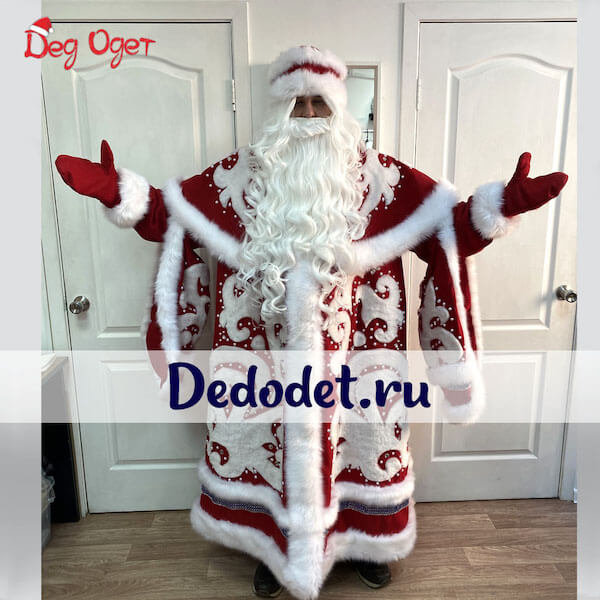 Вип костюм деда мороза в Пензе