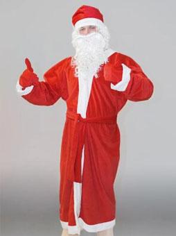 Костюм Деда Мороза Простой в Пензе