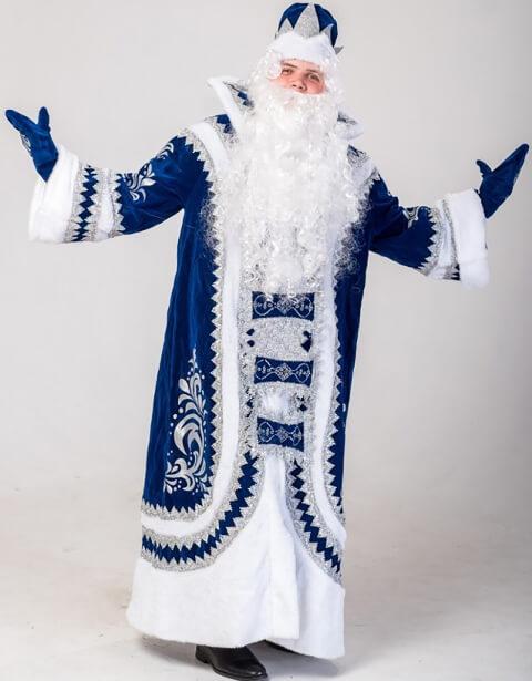 Купеческий Костюм Деда Мороза в Пензе