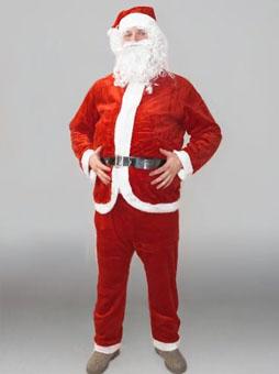 Костюм Санта-Клауса Эконом  в Пензе