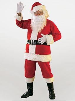 Костюм Санта-Клауса Люкс  в Пензе