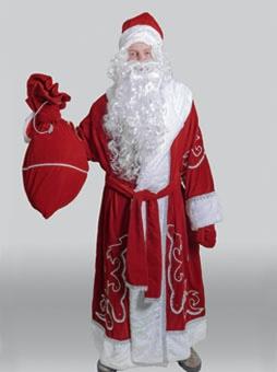 Подробнее Традиционный Дед Мороз  Костюм Деда Мороза Традиционный в Пензе